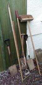 Misc Garden Tools