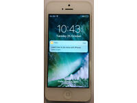Iphone 5 16GB whilte EE/Orange/T-Mobile and Virgin