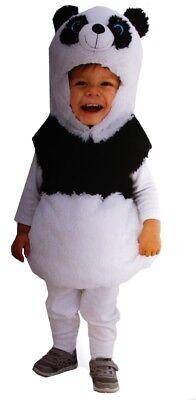 Baby Boys Girls Infant Toddler PANDA Bear Halloween Costume 6 12 18 Months - Panda Halloween Costume Baby
