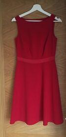 Gorgeous red Coast dress size eight