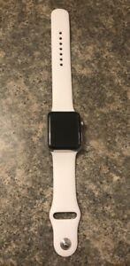 APPLE WATCH  Series 3 Stainless Steel Edition