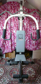 WEIDER 8970 MULTI GYM with ORIGINAL USER MANUAL £65 ono