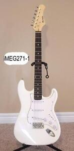 Free delivery Electric Guitar White iMEG271-1 with Tremolo