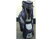 PGA Golf Bag with rain cover