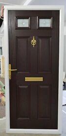 Ex-Display Composite Door (never demonstrated)