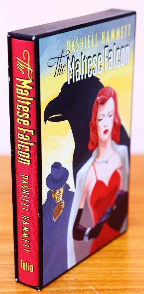 THE MALTESE FALCON - BOXED EDITION - NEW