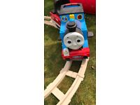 Thomas and Friends - Battery operated track Rider Train