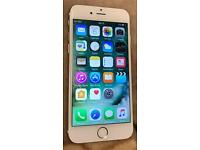 IPhone 6 16gb silver unlocked good condition