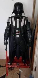 4ft tall Darth Vader room guard