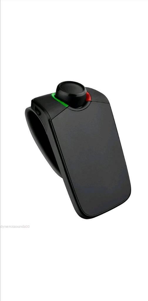 e4f32870b213b0 Parrot MINIKIT Neo 2 HD Visor Mount Voice-Controlled Bluetooth Handsfree  Car Kit - Black