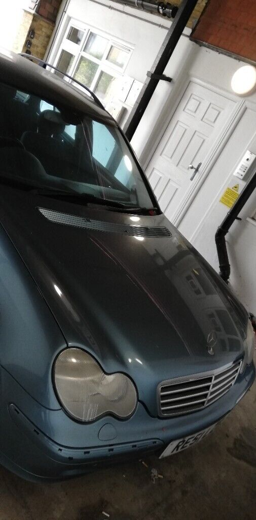 Mercedes-Benz, C CLASS, Estate, 2001, Other, 1998 (cc), 5 doors