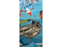 Childrens curtains disneypixal cars