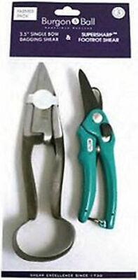 Sheep Goat Dag Hoof Trimmer Kit Shear Clip Cut Foot Rot High Quality Sharp