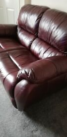 FREE. 2 Seater settee in excellent condition.