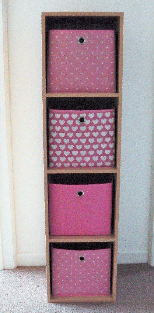 argos phoenix storage cubes with removable boxes 2. Black Bedroom Furniture Sets. Home Design Ideas