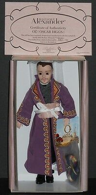 NMIB MADAME ALEXANDER OZ THE GREAT AND POWERFUL OSCAR DIGGS #66920 - Oz The Great And Powerful Oscar Diggs