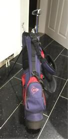 Junior half golf set