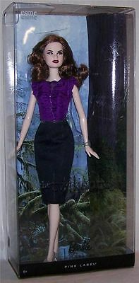 Mattel 2012 Pink Label The Twilight Saga ESME Barbie NRFB