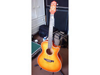 Crafter Castaway Ace Electro-acoustic