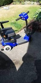 Motability scooter whisper shoprider