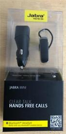 JABRA Mini Wireless Bluetooth Headset