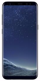 SAMSUNG S8 PLUS 02 BOXED NEW