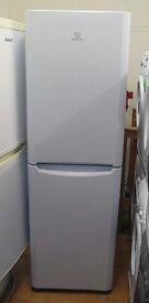 Indesit frost free Fridge freezer 6 foot 2 high 50/50 split 60cm wide