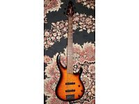 Peavey Millennium BXP 5string bass guitar