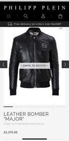 Genuine with tags 'Phillipp Plein - Major Bomber Jacket' xxl , retails £3300.