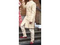 Mens Wedding Shervani