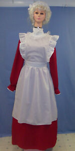 Mrs-Santa-Claus-Clause-Suit-Christmas-Costume-Dress-Extra-Large
