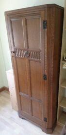 Vintage / Antique Wooden Wardrobe