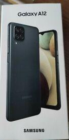 Samsung Galaxy A12 SIM Free Android Smartphone Black (UK Version)