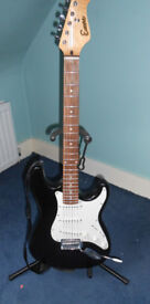 Electric guitar and accessories - would suit beginner / starter