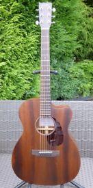 Sigma 000MC-15E mahogany electro-acoustic guitar
