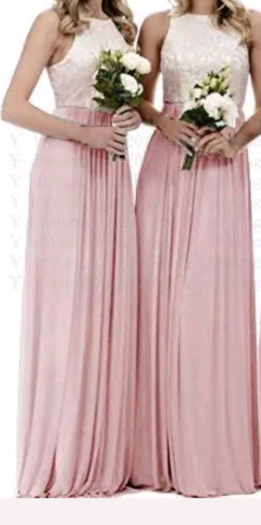 Bridesmaid dress Blush Pink | in Hull, East Yorkshire | Gumtree