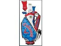 Callaway US Open 2021 Staff Bag. Limited Edition. Brand New