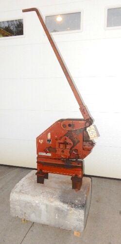 Peddinghaus Manual Ironworker