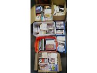 Bundle Job Lot of approx 250 Mixture of Books