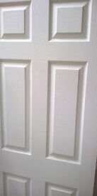 Fire Door FD30 - 6 panel white