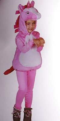 Girls Infant Baby Pink UNICORN Horse Cute Halloween Costume 6 12 18 Months NEW (Baby Horse Costume)