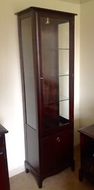 Display Cabinet Stag Minstrel