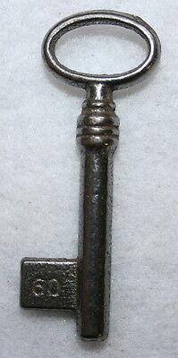 Schlüßel,Schlüssel Rohling männchen 60 mm mit Stift Eisen,Kastenschloss,top!