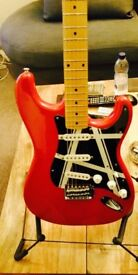 American Made Session Pro Stratocaster Copy