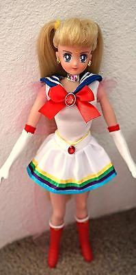 Super Sailor Moon Custom Fuku (DRESS ONLY NO DOLL) OOAK Custom Deluxe 11.5 inch