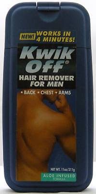 Used, KWIK OFF Hair Remover for Men for sale  Shipping to India