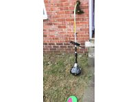 Petrol strimmer mint condition £50 and full can of petrol and 2 stroke for free