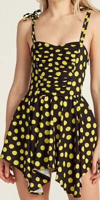 "WOW! NEW Tags the Attico ""Cady"" polka dot dress sz 36 US 2 $810"