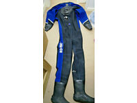 Dry Suit Oceanic HD400 Scuba Diving➕ Water Sports Recreational Diving Boating Kayaking