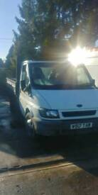 Ford transit tipper breaking for parts
